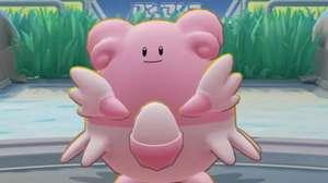 Blissey llega a Pokémon Unite esta misma semana