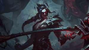Kayn es el nuevo campeón que llega a League of Legends
