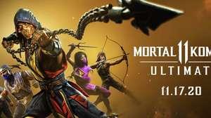 Mortal Kombat 11 anuncia una versión Ultimate y actualización gratuita Next-Gen