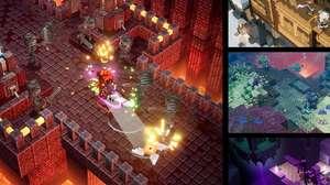 Minecraft Dungeons ya está optimizado para Xbox Series X