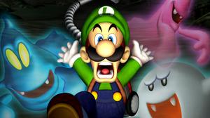 Luigi's Mansion llega este 12 de octubre 3DS