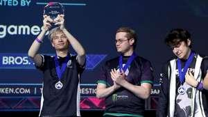 Aquí esta la lista completa de ganadores de EVO 2018