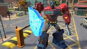 Transformers: Campos de Batalha recria a guerra dos autobots
