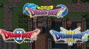 Dragon Quest I, II y III para el Switch estarán en inglés