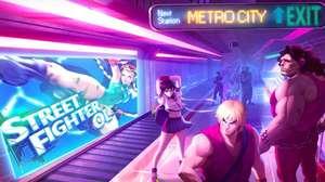 Un nuevo juego de Street Fighter llegará a móviles