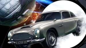 Rocket League anuncia colaboración con 007