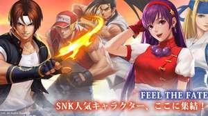 SNK anuncia en Japón SNK All Stars