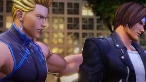 ¡El nuevo tráiler oficial de King of Fighters XV ya está aquí!