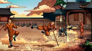 Filmes de kung-fu dos anos 70 inspiram 9 Monkeys of Shaolin