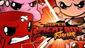Super Meat Boy Forever ya está disponible en PC y Nintendo Switch