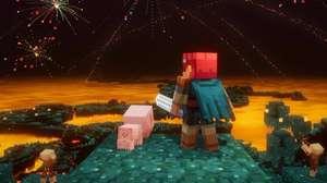 Minecraft Dungeons ya llegó a los 10 millones de jugadores