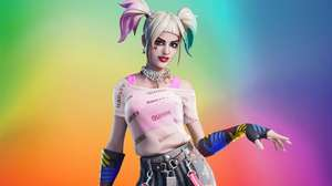 Harley Quinn ha llegado a Fortnite