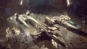 Star Wars: Squadrons estará disponible en PS5 y Xbox Series X
