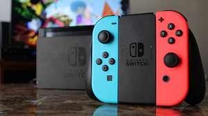 Una nueva actualización ha llegado al Nintendo Switch, y aquí te decimos qué nos ofrece