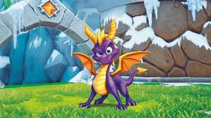 Spyro Reignited Trilogy ya está disponible en Switch
