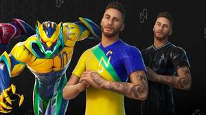 Neymar Jr. llega a Fortnite esta semana como parte del Battle Pass