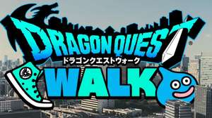 Revelan Dragon Quest Walk para móviles