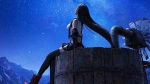 Final Fantasy VII Remake debura en el primer puesto