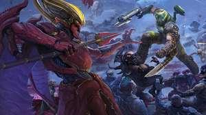Doom Eternal recebe expansão The Ancient Gods em outubro