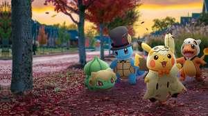 Pokémon Sombrosos assombram o Halloween de Pokémon GO