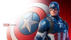 Capitán América llega a Fortnite
