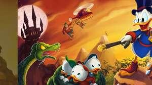 DuckTales: Remastered está de volta às prateleiras digitais