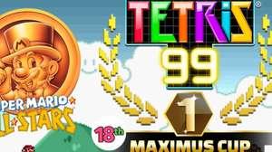 Tetris 99 celebrará el 35 aniversario de Mario con un torneo especial