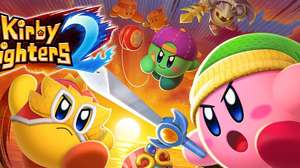 ¡Kirby Fighters 2 ya está disponible en la eShop del Nintendo Switch!