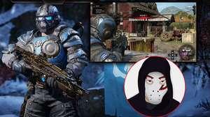 Exclusivo: Zangado mostra o personagem que fez em Gears 5