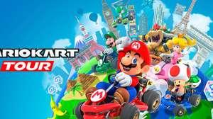 Mario Kart Tour superó las 20 millones de descargas en su primer día