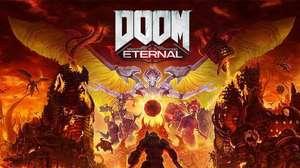 La versión física de Doom Eternal para Switch ha sido cancelada