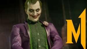 Revelan nuevo adelanto de Joker en Mortal Kombat 11.