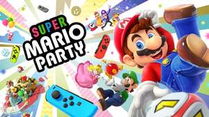 Una actualización sorpresa por fin le agrega online a Super Mario Party
