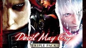 Devil May Cry Tiple Pack llegará a Nintendo Switch en 2020