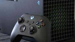 Usuarios reportan problema con el lector de discos del Xbox Series X