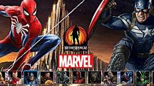 Aparentemente, NetherRealm Studios trabaja en un juego de peleas de Marvel