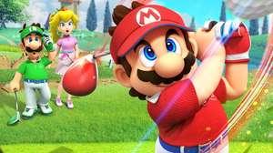 Mario Golf: Super Rush estrena tráiler y confirma su lista completa de personajes