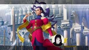 Rose estreia em expansão de Street Fighter V: Zangado mostra
