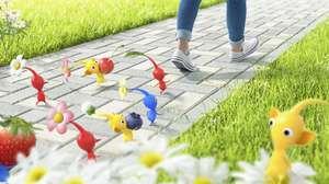Nintendo y Niantic ya trabajan en un nuevo juego de Pikmin para celulares
