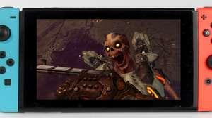 ¡DOOM Eternal por fin llegará a Nintendo Switch el próximo mes!