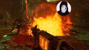 Zangado testa Hellbound, game argentino no estilo Doom