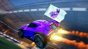 Rocket League anuncia evento especial de Fortnite