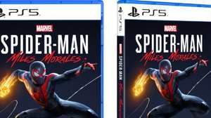 ¡Así lucen las cajas de juegos de PS5!