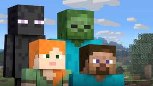 Steve & Alex de Minecraft llegarán a Super Smash Bros. Ultimate en dos semanas