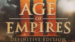 Age of Empires III: Definitive Edition llegará en octubre