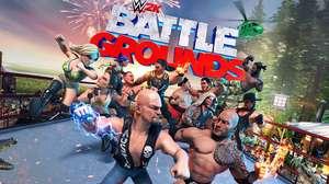 Revelan gameplay de WWE 2K Battlegrounds