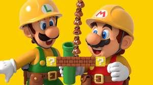 El multiplayer online ya está disponible en Super Mario Maker 2