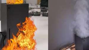 ¿El Xbox Series X se incendia? te contamos todo sobre esta polémica