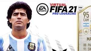 Las cartas de Maradona suben de precio en FIFA tras la muerte del jugador
