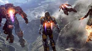 Anthem celebra Halloween con armaduras de Mass Effect.